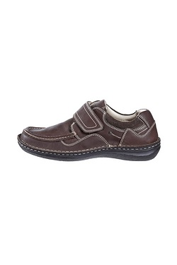 Dr Keller Pluto Strap Leather Shoe