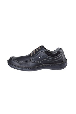Dr Keller Jupiter Lace Up Leather Shoe