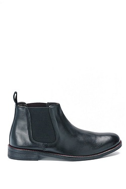 Lambretta Leather Chelsea Boot