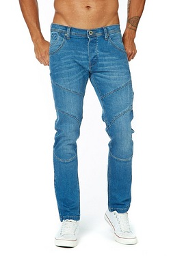 Voi Denim Battle Mid Wash Jean