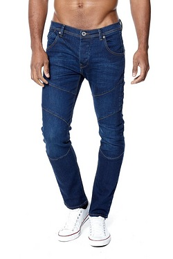 Voi Denim Battle Jean - Dark Wash