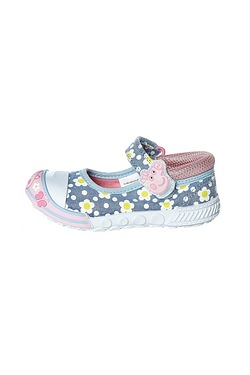 Girls Peppa Pig Mary Jane Trainer
