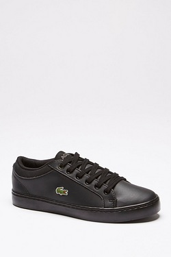 Boys Lacoste Straightset Trainers