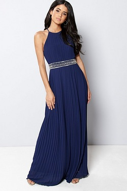 TFNC Serene Embellished Maxi Dress