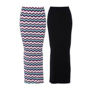Be You Pack Of 2 Maxi Skirts