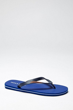 Jack and Jones Printed Flip Flop