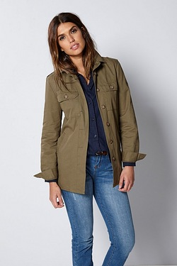 Be You Cargo Jacket