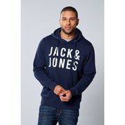 Jack and Jones Brand Carrier Hoody