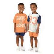 Boy's Pack Of 2 T-shirts - 93