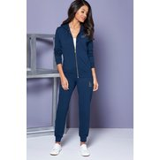 EA7 Zip Through Tracksuit Set