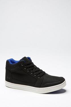 Crosshatch Ryder Mid Cut Trainer