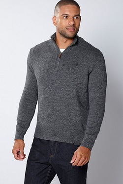 Ralph Lauren 1/2 Zip Knit