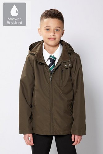 Image for Boys Lightweight Coat from studio