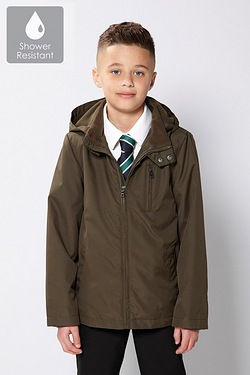 Boys Lightweight Coat