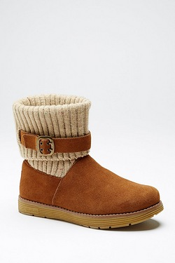 Skechers Adorbs Sweater Boot