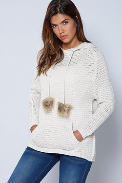 Be You Pom Pom Jumper