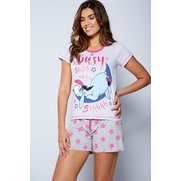 Eeyore Shortie Set