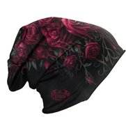 Blood Rose Beanie