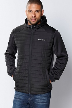 Jack and Jones Quilted Jacket