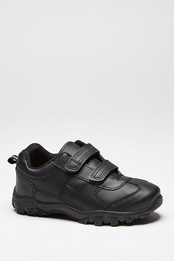 Boys Barnabus Two Strap Shoe