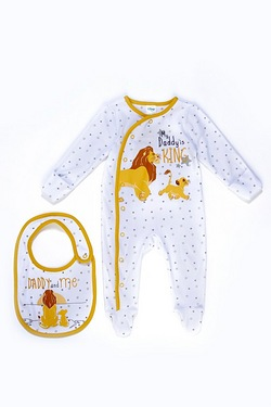 Baby's Sleepsuit Set - Lion King