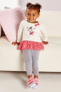 Baby Girl 2-Piece Fairy Princess Set