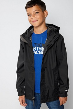 Boys The North Face Resolve Jacket Waterproof