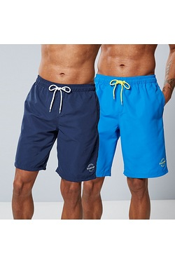 Firetrap Triston Pack Of 2 Shorts