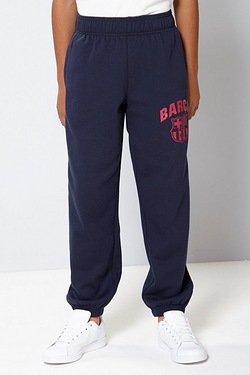 Boys Football Fleece Jogger - Barca...