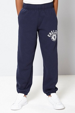 Boys Football Fleece Jogger - Chelsea