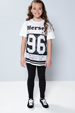 Girls Beck & Hersey 96 T-Shirt