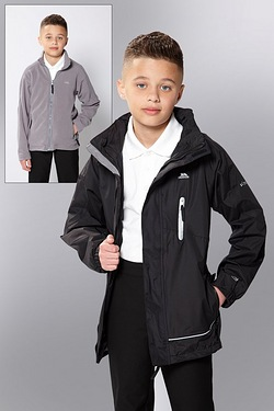 Boys Trespass Prime Kids 3-in-1 Jacket