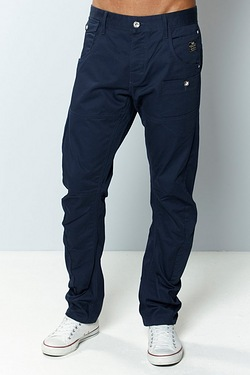 Crosshatch Chino