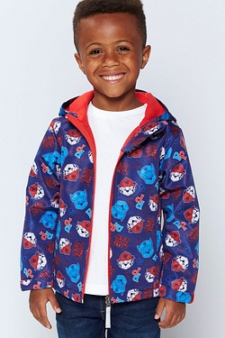 Boys Paw Patrol Soft Shell Jacket