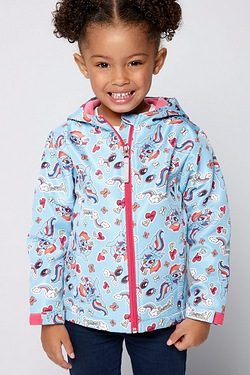 Girls My Little Pony Soft Shell Jacket