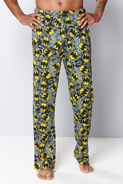 Lounge Pant In A Bag - Batman