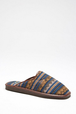 Dunlop Printed Mule Slipper