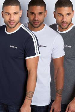 Lambretta Pack of 3 T-Shirts