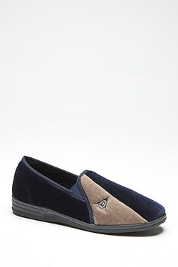 Dunlop Velour Slipper