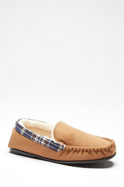 Dunlop Moccasin Slipper