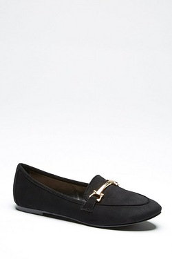 Be You Snaffle Trim Loafer