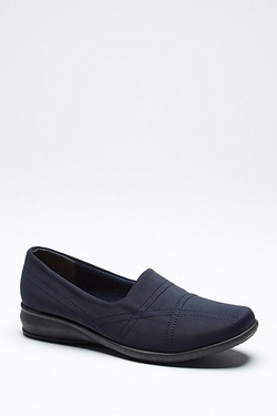 Be You Memory Foam Trouser Shoe