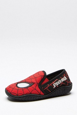 Boys Spider-Man Slippers