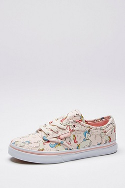 Girl's Vans Atwood Unicorn Shoe
