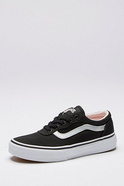 Girl's Vans Maddie Canvas Shoe