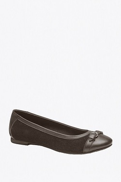 Hush Puppies Allerga Grace Ballerina