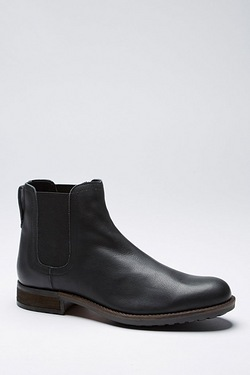 Twisted Gorilla Leather Chelsea Boot