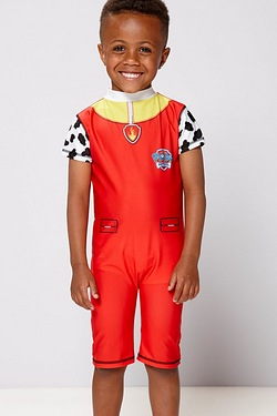 Boys Paw Patrol UV Swimsuit