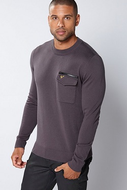 Voi Crew Neck Knit
