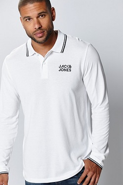 Jack & Jones Long Sleeve Polo